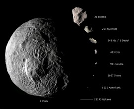 5 largest asteroids - photo #15